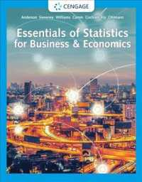Essentials of Statistics for Business and Economics (9TH)