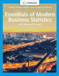 Essentials of Modern Business Statistics with Microsoft Excel (Mindtap Course List) (8TH)