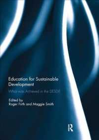 Education for Sustainable Development : What Was Achieved in the Desd?