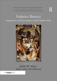 Federico Barocci : Inspiration and Innovation in Early Modern Italy