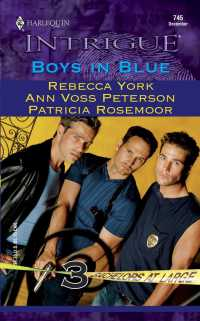 Boys in Blue (Harlequin Intrigue Series)