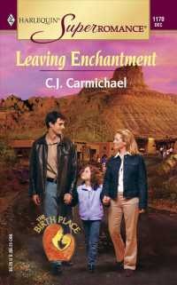 Leaving Enchantment (Harlequin Superromance)