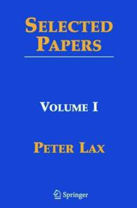 Selected Papers Vol.1 : Ed. by...