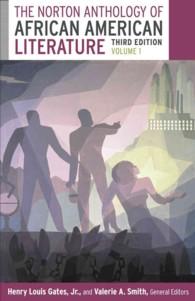 The Norton anthology of African American literature : v. 1 : pbk
