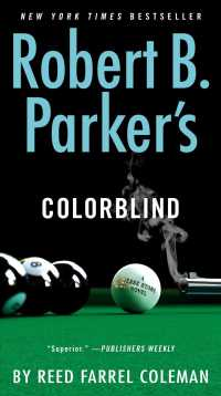 Robert B. Parker's Colorblind (Jesse Stone) (Reissue)