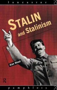 Stalin and Stalinism (Lancaster pamphlets) -- Paperback