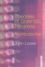 科学的進歩の理論:入門<br>Theories of Scientific Progress : An Introduction