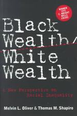 Black Wealth, White Wealth : A New Perspective on Racial Inequality