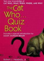 The Cat Who... Quiz Book