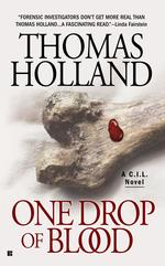 One Drop of Blood (Reprint)