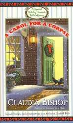 A Carol for a Corpse (Hemlock Falls Mystery)