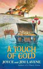 A Touch of Gold (Berkley Prime Crime)