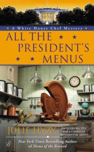 All the President's Menus (Berkley Prime Crime)
