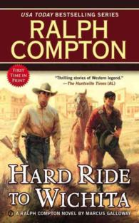 Hard Ride to Wichita (Ralph Compton Western Series)