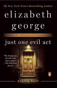 Just One Evil Act (Lynley) (Reprint)
