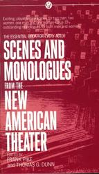 Scenes and Monologues from the New American Theater (Reissue)