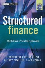 仕組み金融:オブジェクト指向のアプローチ<br>Structured Finance : The Object-Oriented Approach (Wiley Finance) (HAR/CDR)
