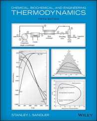 Chemical, Biochemical, and Engineering Thermodynamics (5TH)