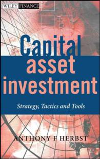 Capital Asset Investment : Strategy, Tactics & Tools (Wiley Finance)