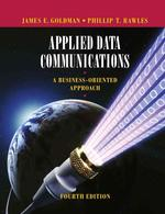 Applied Data Communications : A Business-Oriented Approach (4 SUB)