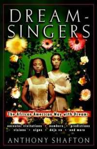 Dream-Singers : The African American Way with Dreams