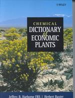 有用植物の化学辞典<br>Chemical Dictionary of Economic Plants
