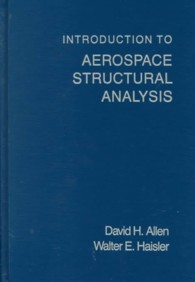 Introduction to Aerospace Structural Analysis -- Hardback