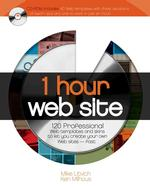 1 Hour Web Site : 120 Professional Templates and Skins (PAP/CDR)