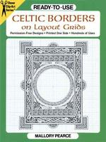 Ready-To-Use Celtic Borders on Layout Grids (Dover Clip Art Series)