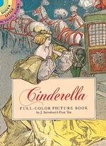 Cinderella : Full-Color Picture Book (Dover Little Activity Books)