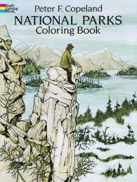 National Parks Coloring Book (Dover Nature Coloring Book) (CLR CSM)
