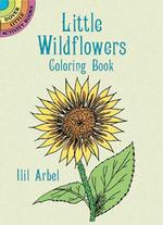 Little Wildflowers (Dover Little Activity Books) (CLR)