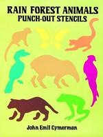 Rain Forest Animals Punch-Out Stencils