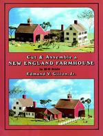 Cut & Assemble New England Farmhouse