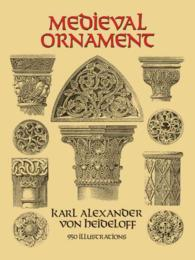 Medieval Ornament : 950 Illustrations (Dover Pictorial Archive Series)