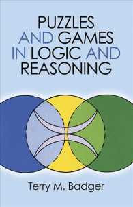 Puzzles and Games in Logic and Reasoning (Dover Recreational Math)