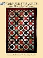 Variable Star Quilts and How to Make Them (Dover Needlework Series) (Reprint)