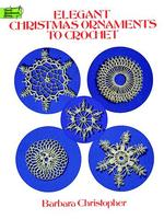 Elegant Christmas Ornaments to Crochet