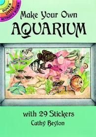 Make Your Own Aquarium with 29 Stickers (Dover Little Activity Books Stickers) -- Paperback / softback