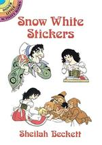 Snow White Stickers (Dover Little Activity Books)