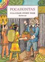 Pocahontas : Full-Color Sturdy Book (Dover Little Activity Books)