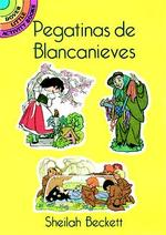 Pegatinas De Blancanieves (Snow White Stickers in Spanish) (Dover Little Activity Books) -- Paperback / softback (Spanish Language Edition)
