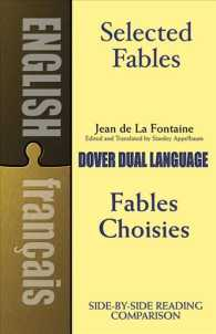 Selected Fables = Fables Choisies : A Dual-Language Book