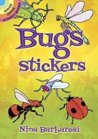 Bugs Stickers (Dover Little Activity Books Stickers) -- Stickers