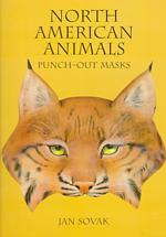 North American Animals Punch-Out Masks