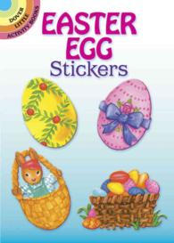 Easter Egg Stickers (Dover Little Activity Books Stickers) -- Stickers