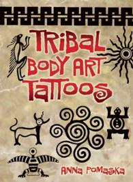 Tribal Body Art Tattoos (Dover Tattoos) -- Paperback / softback