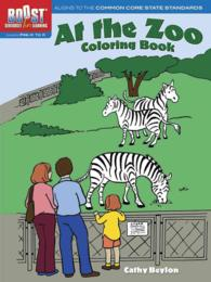 At the Zoo Coloring Book (Boost: Seriously Fun Learning) (CLR CSM)