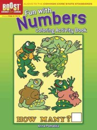 Fun with Numbers Coloring Activity Book (Boost: Seriously Fun Learning!) (ACT CLR CS)