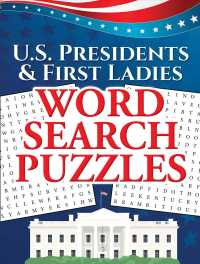 U.s. Presidents & First Ladies Word Search Puzzles (ACT)